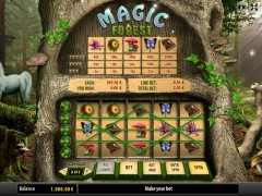 Magic Forest slots77.net Gamescale 1/5