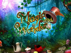 Magic And Wonders slots77.net SkillOnNet 1/5