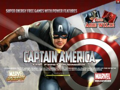Captain America slots77.net Playtech 1/5