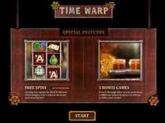 Time Warp slots77.net Cayetano Gaming 1/5