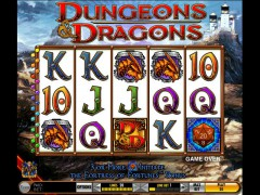 Dungeons and Dragons slots77.net IGT Interactive 1/5