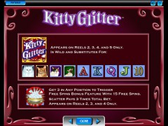 Kitty Glitter slots77.net IGT Interactive 3/5
