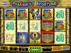 Pharaoh's Fortune - IGT Interactive
