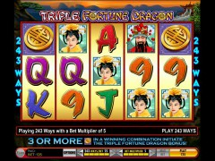 Triple Fortune Dragon slots77.net IGT Interactive 1/5