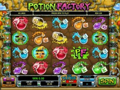 Potion Factory - Quickfire