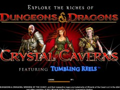 Dungeons and Dragons - Crystal Caverns - IGT Interactive
