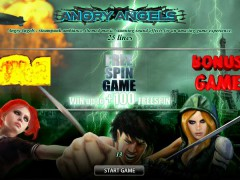 Angry Angels slots77.net World Match 1/5