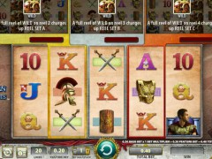 Roman Chariots slots77.net William Hill Interactive 1/5