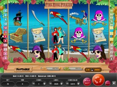 Pink Rose Pirates slots77.net Wirex Games 1/5