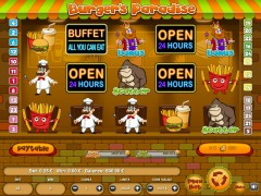 Burgers Paradise slots77.net Wirex Games 1/5