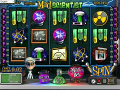 Mad Scientist slots77.net Betsoft 1/5