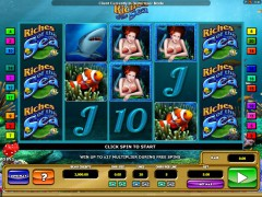 Riches Of The Sea slots77.net Microgaming 1/5