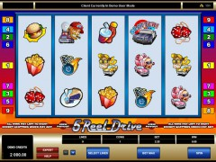 5 reel drive slots77.net Microgaming 1/5