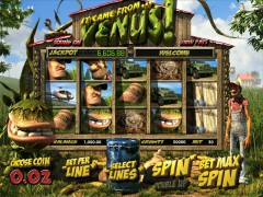 It Came From Venus Jackpot slots77.net Betsoft 1/5