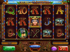 Riches of Cleopatra slots77.net Novomatic 1/5