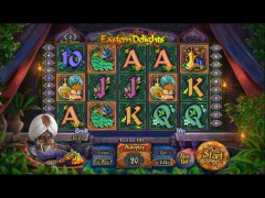 Eastern Delights slots77.net Playson 1/5