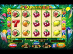 Juice'n'Fruits slots77.net Playson 1/5