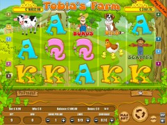 Tobias Farm 9 Lines slots77.net Wirex Games 1/5