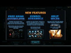 The Dark Night Rises slots77.net Microgaming 1/5