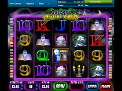 Casper's Mystery Mirror slots77.net Blueprint Gaming 1/5