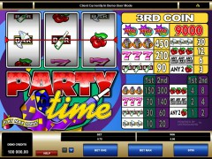 Party Time slots77.net Microgaming 1/5