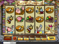 Royal Banquet slots77.net Saucify 1/5