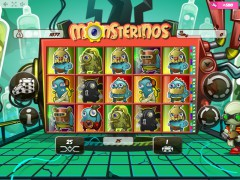 Monsterinos slots77.net MrSlotty 1/5