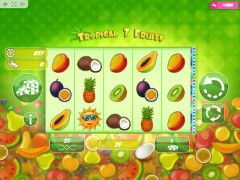 Tropical7Fruits slots77.net MrSlotty 1/5