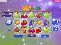 Wild7Fruits slots77.net MrSlotty 1/5