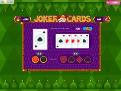 Joker Cards slots77.net MrSlotty 3/5