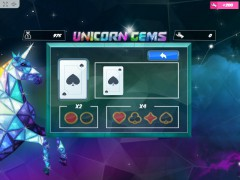 Unicorn Gems slots77.net MrSlotty 5/5
