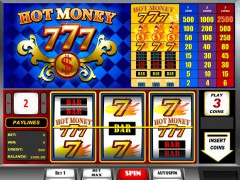 Hot Money slots77.net iSoftBet 1/5
