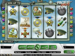 Pacific Attack slots77.net NetEnt 1/5